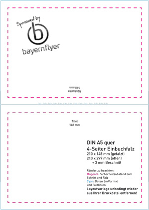 Bayernflyer Ihre Online Druckerei